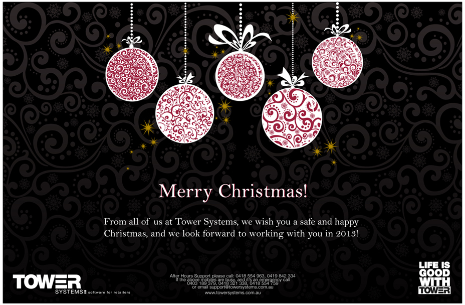 Christmas greeting email for pos software users tower blog we m4hsunfo