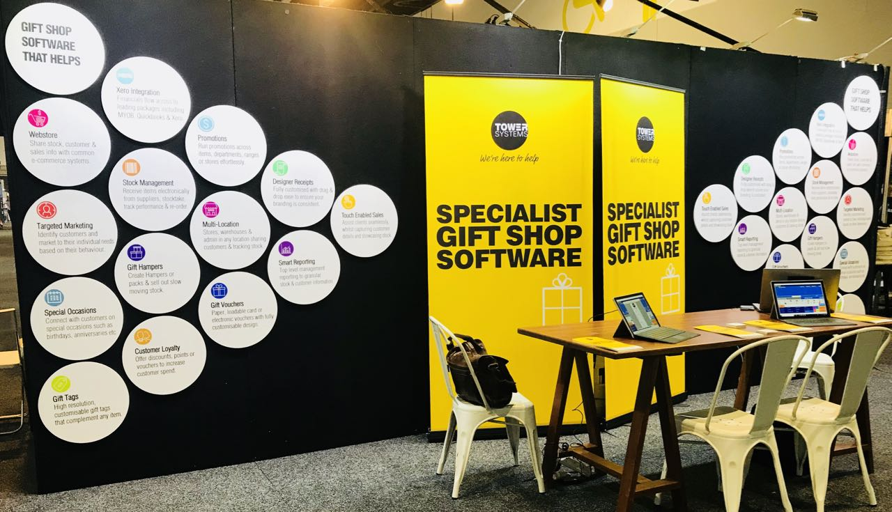 We Are Loving The Location Have At Sydney Gift Fair Space Openness It Allows A Professional Pitch To Small Business Retailers